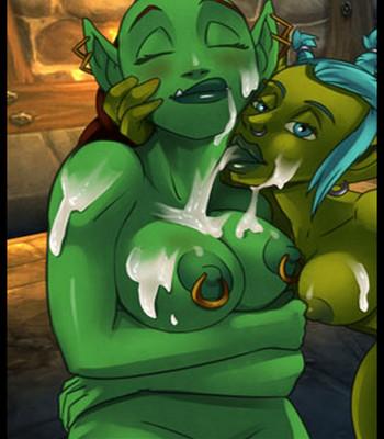 Porn Comics - The Staff Of The Return Sex Comic
