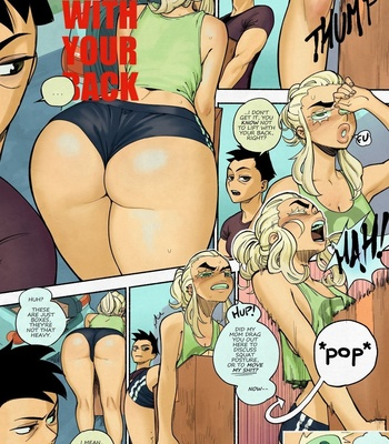Lift With Your Back 1 comic porn sex 002