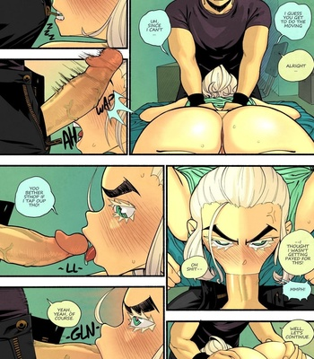 Lift With Your Back 1 comic porn sex 006