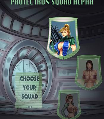 Porn Comics - Protectron Squad Alpha