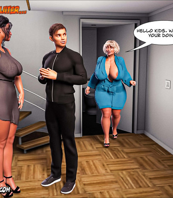 Mother – Desire Forbidden 10 comic porn sex 038