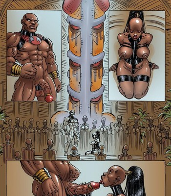 Porn Comics - Ceremony
