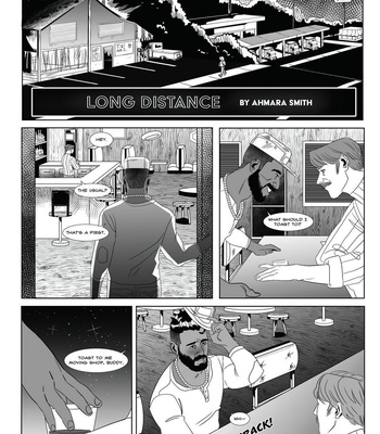 Porn Comics - Long Distance