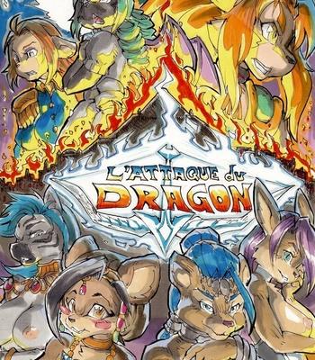 Porn Comics - Anubis Stories 3 – Dragon Attack