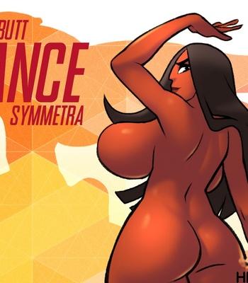 Boobs And Butt Balance Symmetra comic porn thumbnail 001
