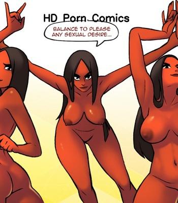 Boobs And Butt Balance Symmetra comic porn sex 002