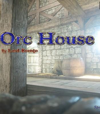 Porn Comics - Orc House