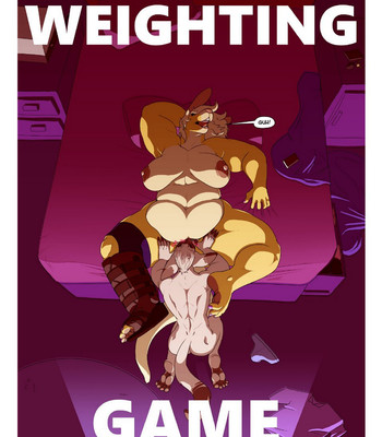 Porn Comics - Weighting Game