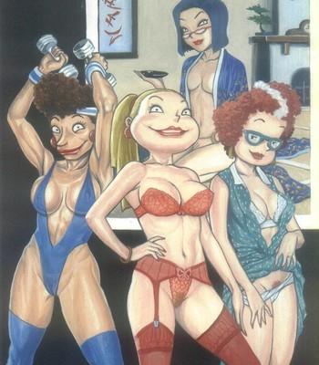 The Incest Diaries comic porn sex 002
