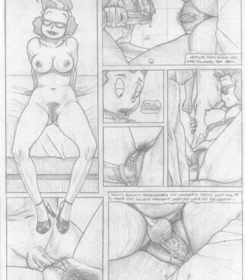 The Incest Diaries comic porn sex 017
