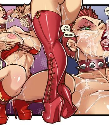 Seth & Repree's Outcast Night Sex Comic sex 019