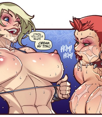 Seth & Repree's Outcast Night Sex Comic sex 024