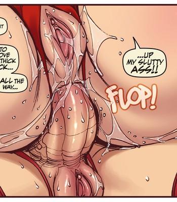Seth & Repree's Outcast Night Sex Comic sex 063