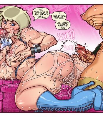 Seth & Repree's Outcast Night Sex Comic sex 098