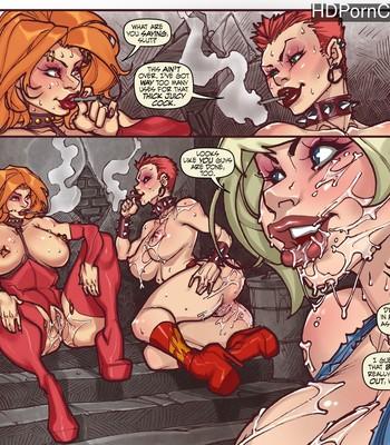 Seth & Repree's Outcast Night Sex Comic sex 101