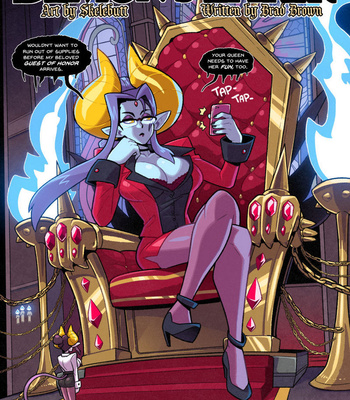 Porn Comics - Demon's Layer 5