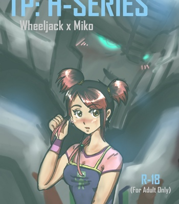 TP – H-Series – Wheeljack x Miko comic porn sex 001