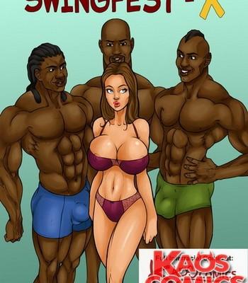 Porn Comics - Swingfest-X Sex Comic