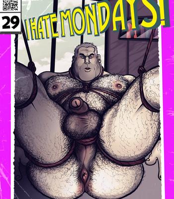 Porn Comics - I Hate Mondays!