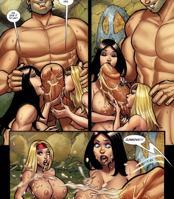 Wheel Of Change Sex Comic sex 020