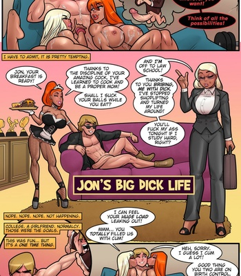 My Mom And Sister Are Size Queen Sluts 3 comic porn sex 021
