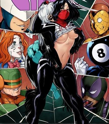 Porn Comics - Silk Uncovered