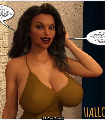 Angela's Trick 'N Treat comic porn sex 066