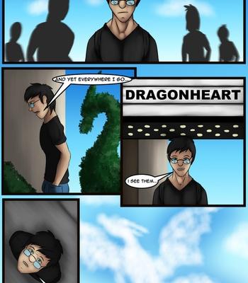 Porn Comics - A Dragon Reborn
