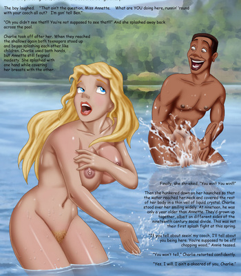 Once Upon A Time In The South 1 – Annie And Charlie comic porn sex 006