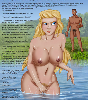 Once Upon A Time In The South 1 – Annie And Charlie comic porn sex 027