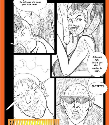 Sion 3 – Skeletons In The Closet comic porn sex 016
