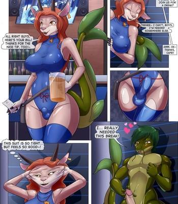 Porn Comics - Zippers