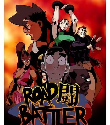 Porn Comics - Road Battler