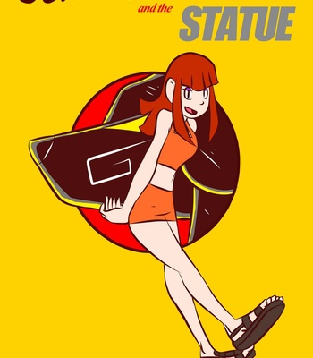 Porn Comics - Jenna And The Statue