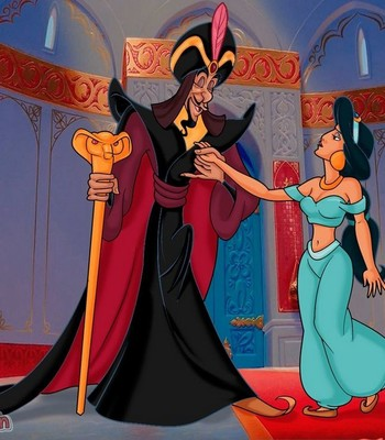 Porn Comics - Jasmine X Jafar