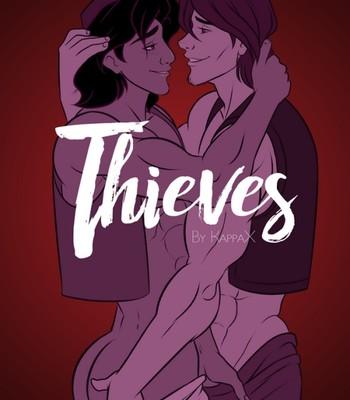 Porn Comics - Thieves
