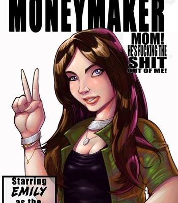 Porn Comics - The Moneymaker 4 Sex Comic