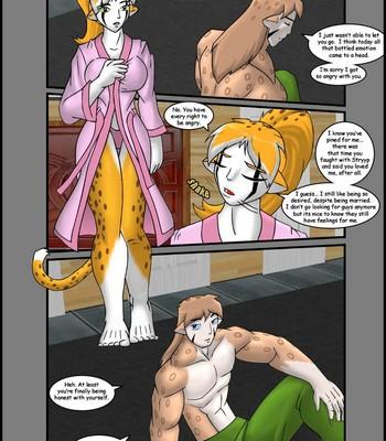 Gold Digger X comic porn sex 005