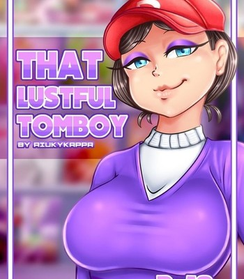 Porn Comics - That Lustful Tomboy