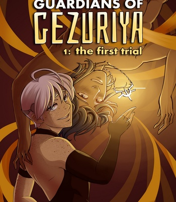 Porn Comics - Guardians Of Gezuriya 1 – The First Trial