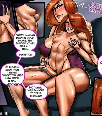Questionably Possible Sidequest – Mrs Possible comic porn sex 011