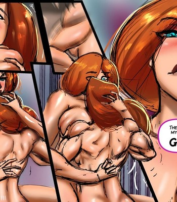 Questionably Possible Sidequest – Mrs Possible comic porn sex 018