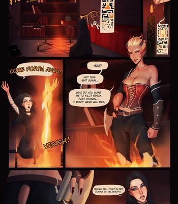 Porn Comics - Hella Trap Sex Comic