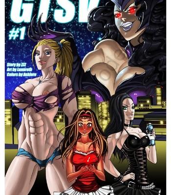 Porn Comics - GTSV 1