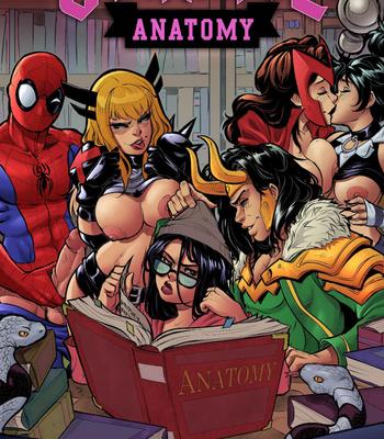 Porn Comics - Strange Anatomy