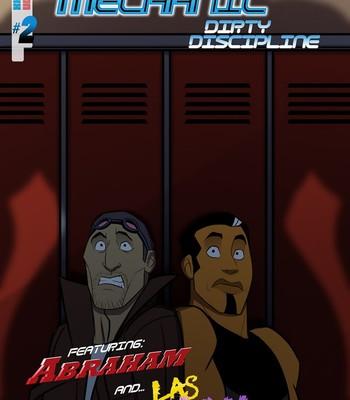 Porn Comics - The Quantum Mechanic – Dirty Discipline Sex Comic