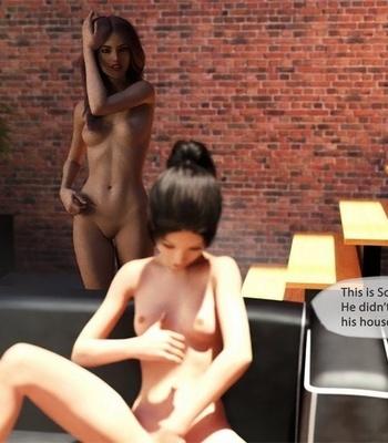 Little Sister comic porn sex 015