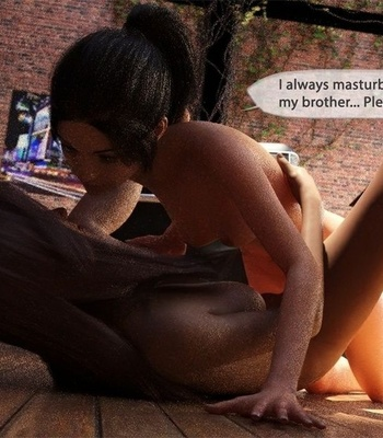 Little Sister comic porn sex 033