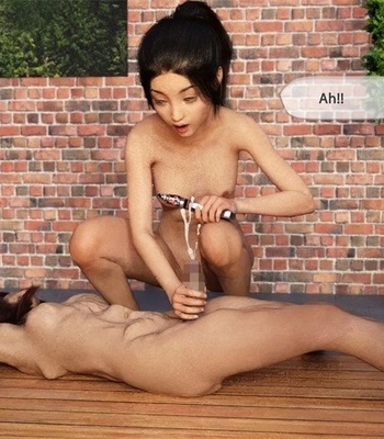 Little Sister comic porn sex 098