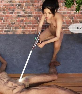 Little Sister comic porn sex 099